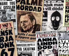 10 händelser som skakade Sverige