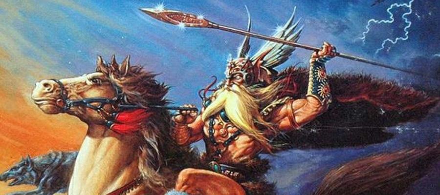 10 bästa gudarna i nordisk mytologi