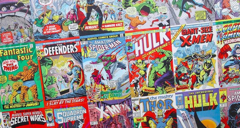 Tidernas bästa superhjältar