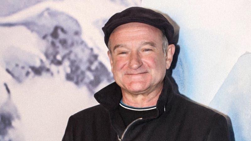Robin Williams 10 bästa roller