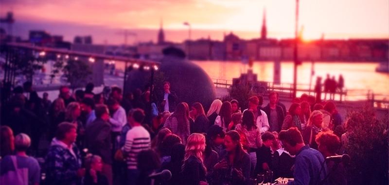 Stockholms bästa uteserveringar