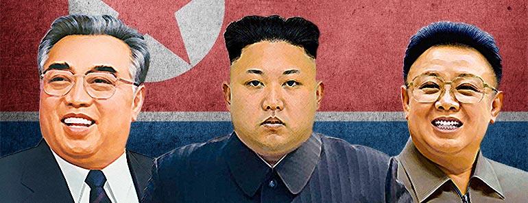 Märkliga myter om Nordkoreas diktatorer