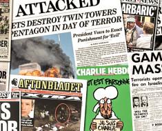 Terrordåd som skakade världen