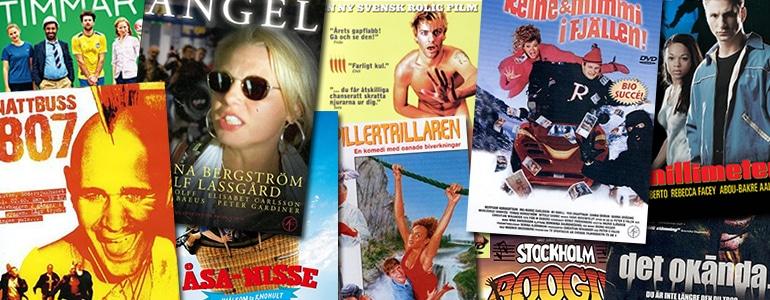 Sveriges sämsta filmer