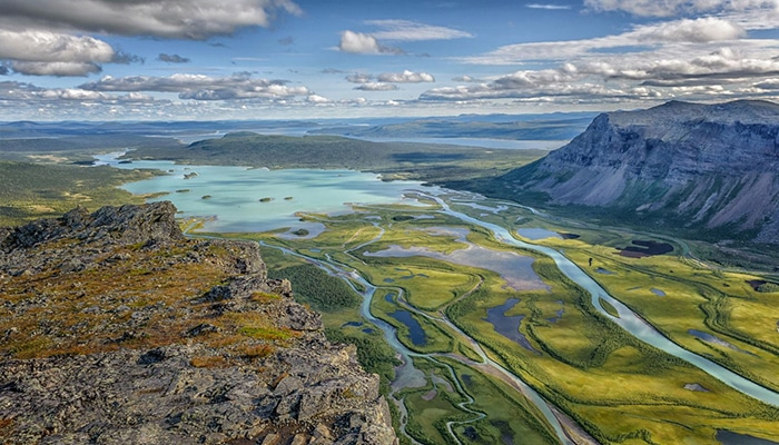 Sveriges vackraste platser