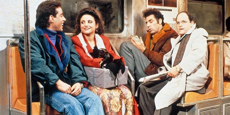 Klassiska Seinfeld-avsnitt