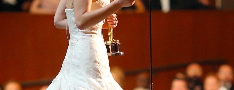 Vackraste Oscarsklänningarna