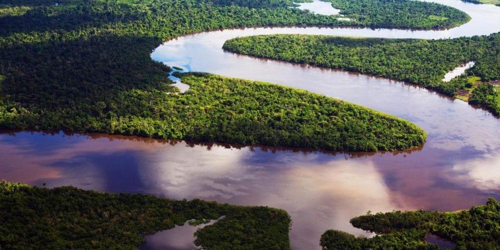 Världens längsta floder
