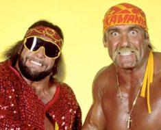 Tidernas största wrestlingstjärnor