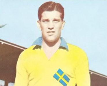 Sveriges bästa fotbollsspelare genom tiderna
