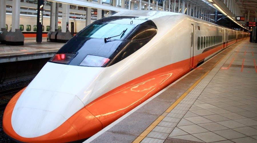 Världens snabbaste passagerartåg