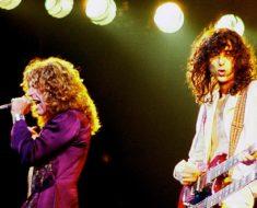 Led Zeppelin – ett av tidernas bästa liveband.