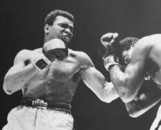Muhammad Ali ses av många som tidernas bästa tungviktsboxare.