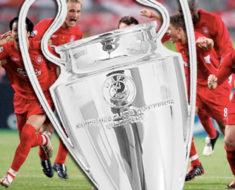 Bästa Champions Leauge-finalerna