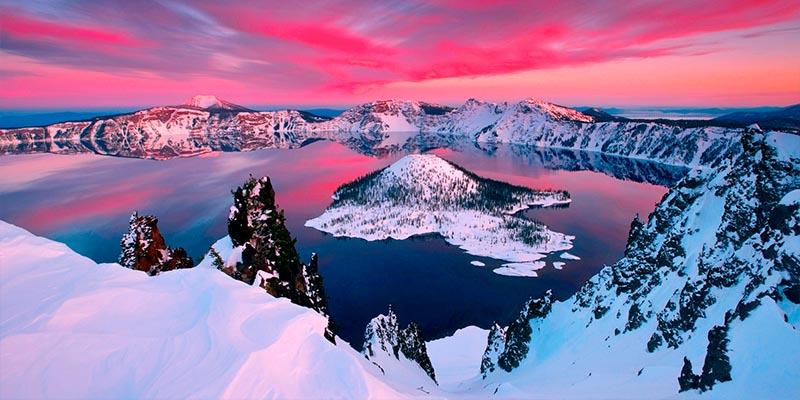 Världens djupaste sjöar