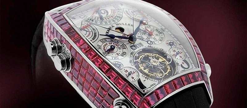 Världens dyraste klockor
