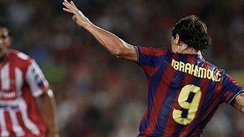 Zlatan Barcelona