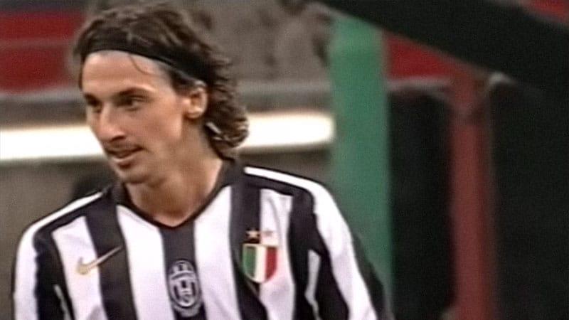 Zlatan Juventus