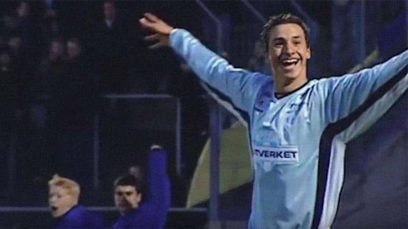 Zlatan Malmö FF