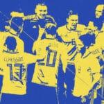 Klassiska svenska fotbollsögonblick