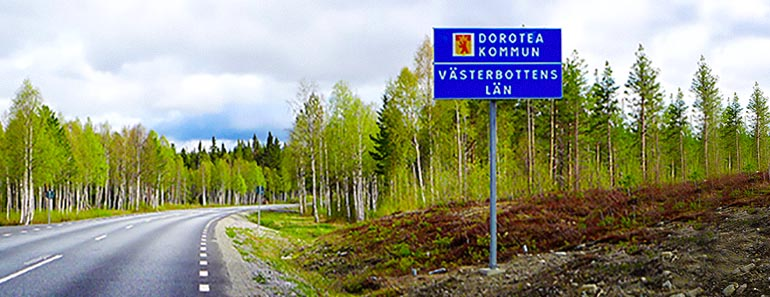 Sveriges minsta kommuner