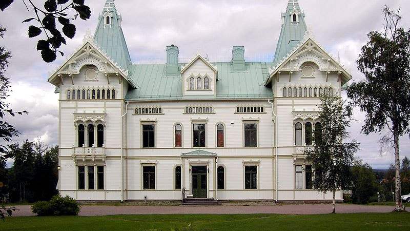 Fjällnäs Slott