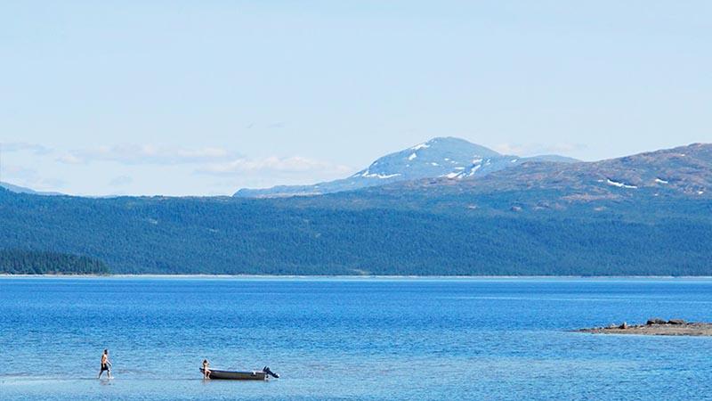Sveriges djupaste sjöar