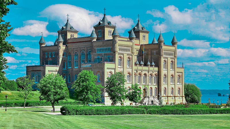 Sveriges vackraste slott