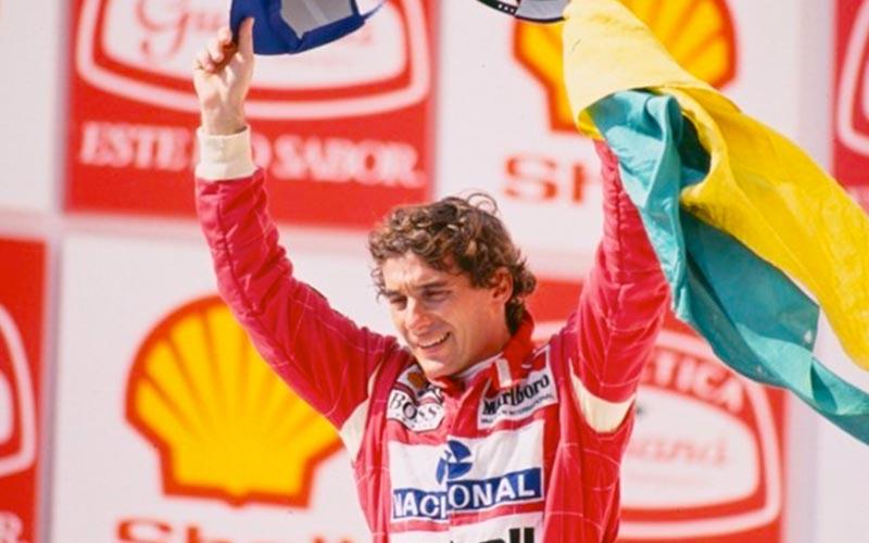Tidernas bästa Formel 1-förare