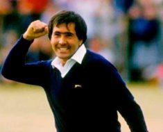 Bästa manliga golfare