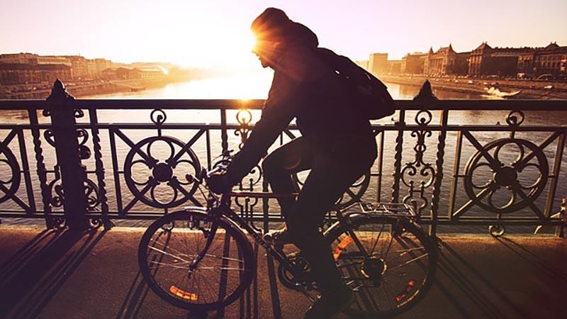 Världens bästa cykelstäder