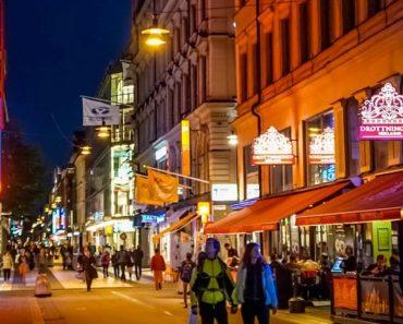 Sveriges största städer