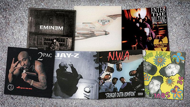 Tidernas största hiphop-akter