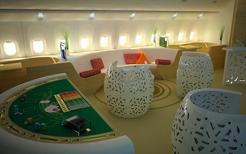 Märkliga casinon