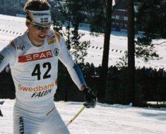Sveriges bästa manliga skidåkare