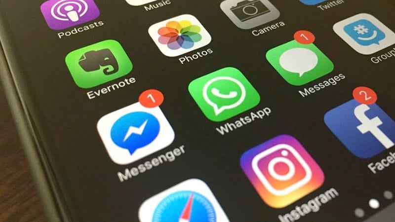 Mest populära apparna 2019