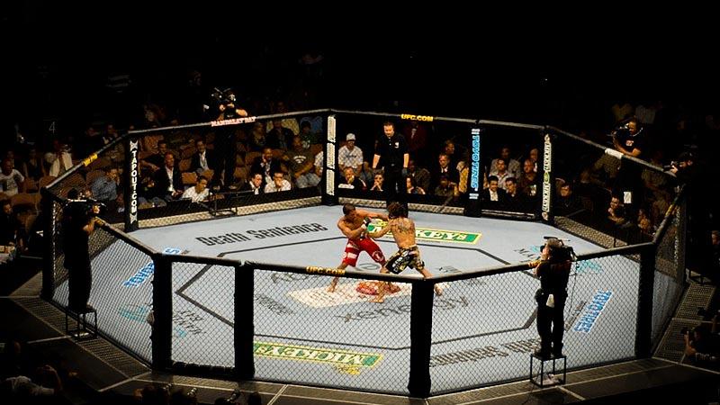 UFC-talanger