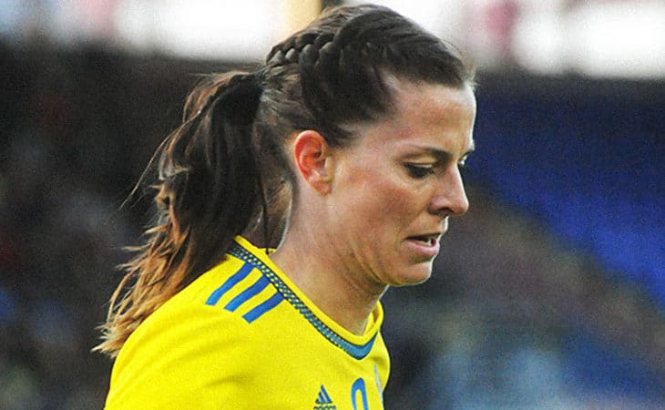 Sveriges bästa damfotbollsspelare