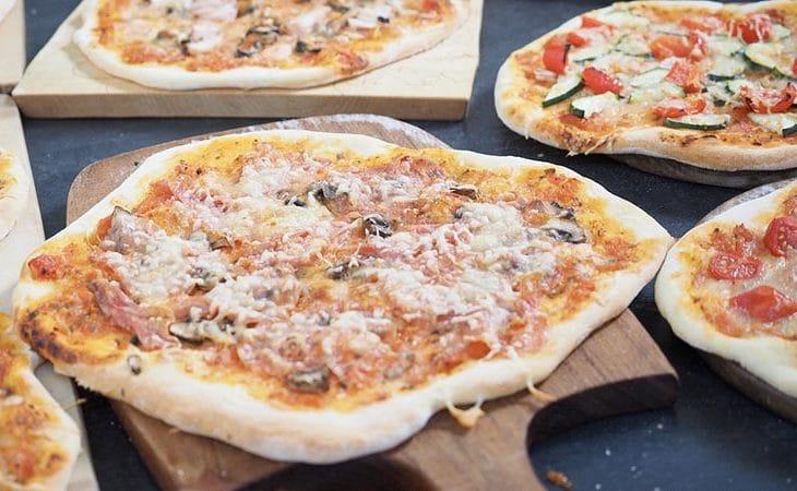 Sveriges populäraste pizzor