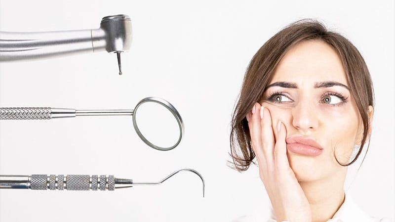 vanliga tandproblem
