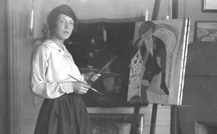 Bortglömda svenska kvinnliga konstnärer