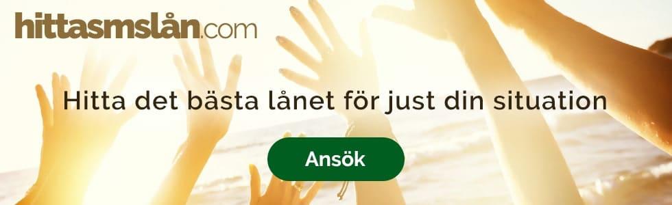 Hitta SMS-lån |Hitta det bästa lånet för just din situation