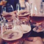 Länderna som dricker mest alkohol i världen