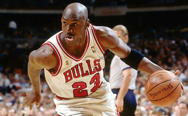 Bästa NBA-spelarna genom tiderna