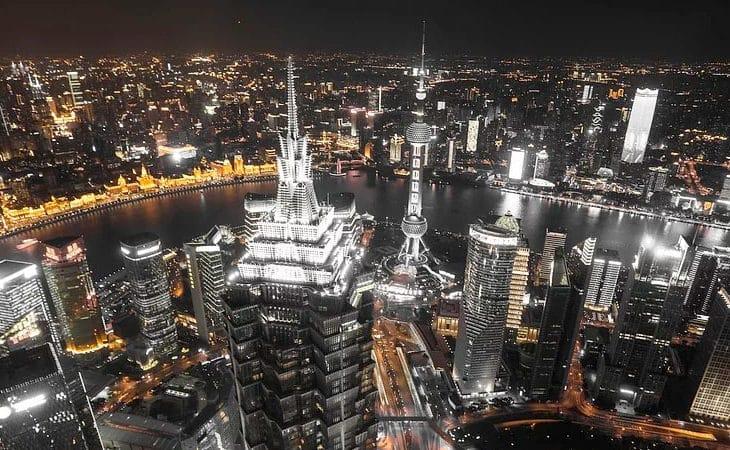 Kinas största städer