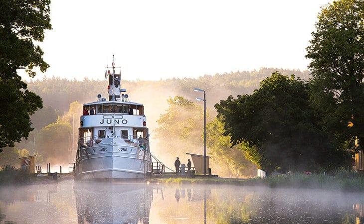 Hemester Göta kanal