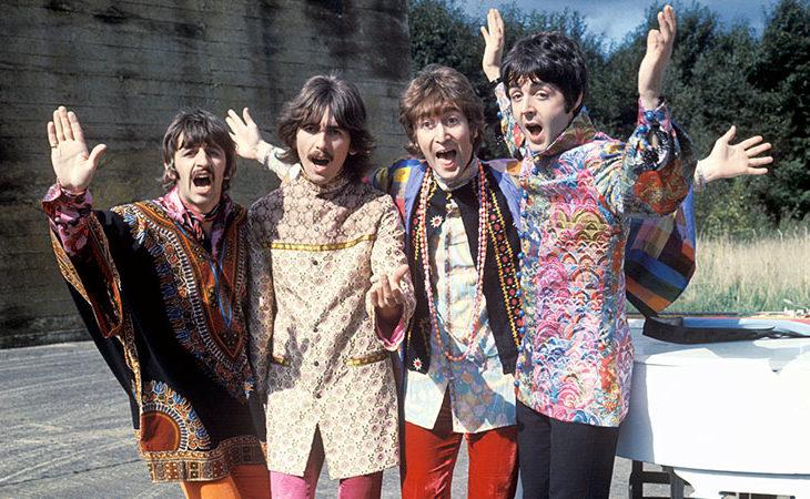 Beatleslåtar med andra artister