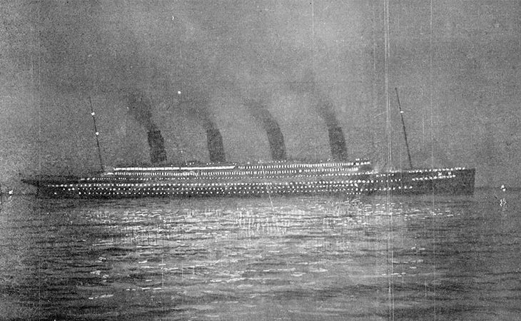 Värsta fartygskatastrofer