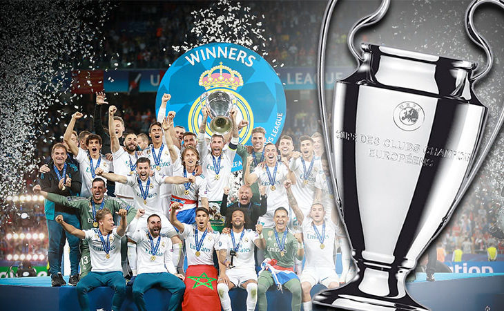 Champions League Favoriter