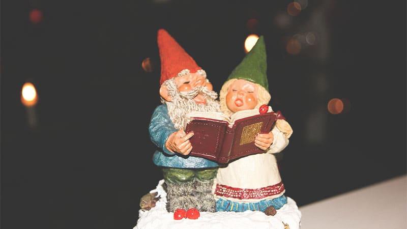Topp 5 snapsvisor till jul
